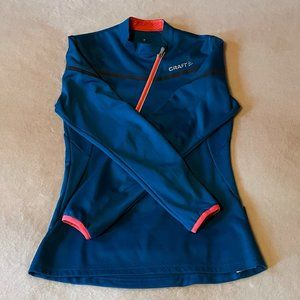 CRAFT Sport 3/4 Zip Ventair Base Layer w/ Gloves